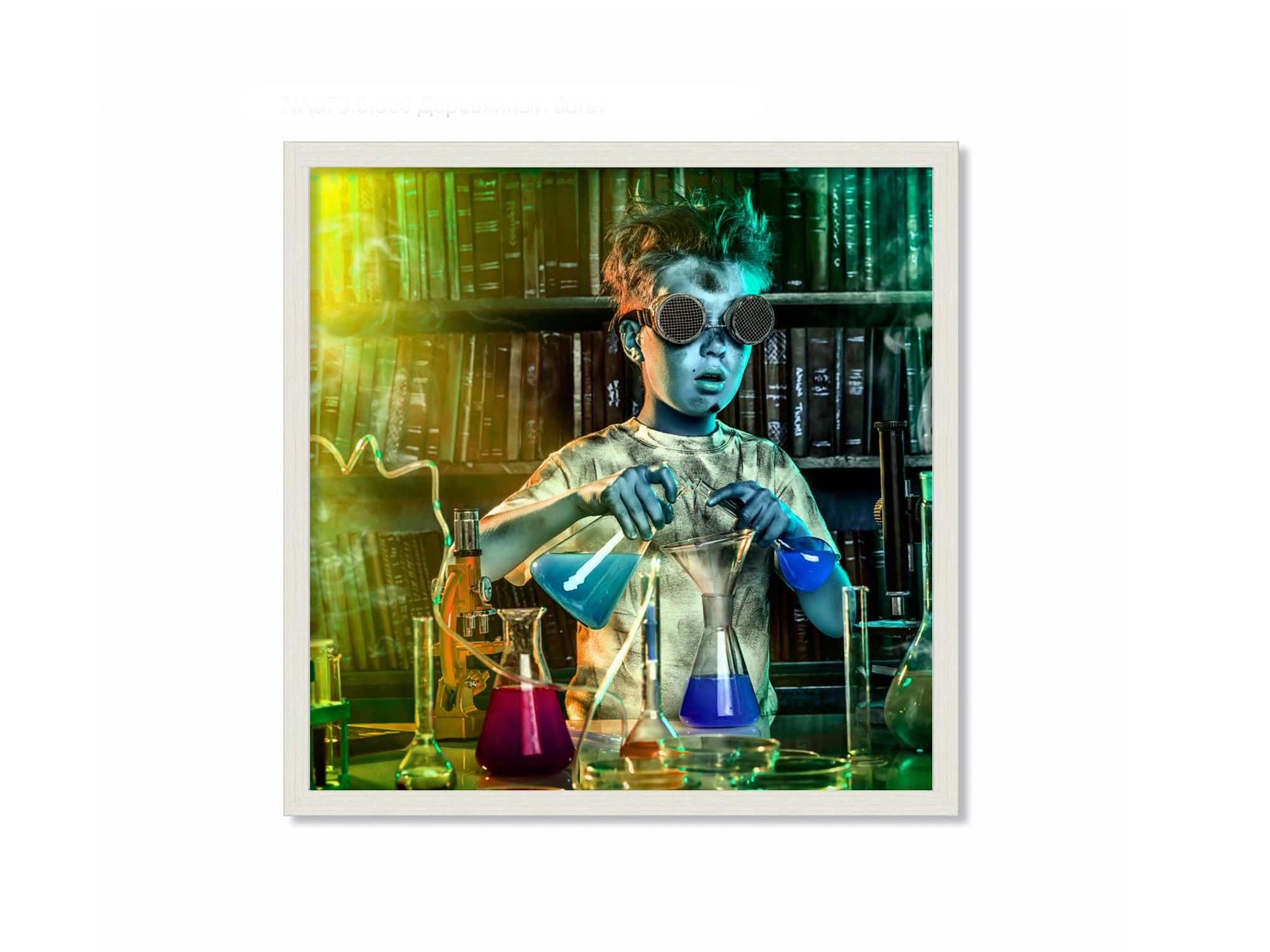Постер Эксперимент Ангстрем фото