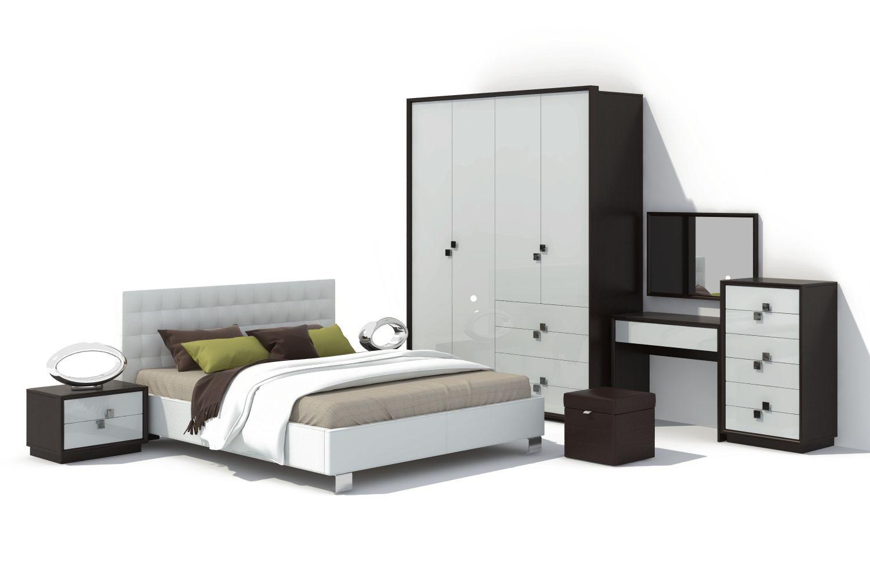 Спальня Брио 13 Ангстрем фото