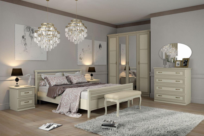 Спальня Адажио 3.2 Ангстрем фото