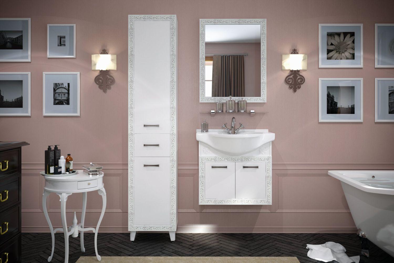 Мебель для ванной комнаты Классик 1 Ангстрем фото
