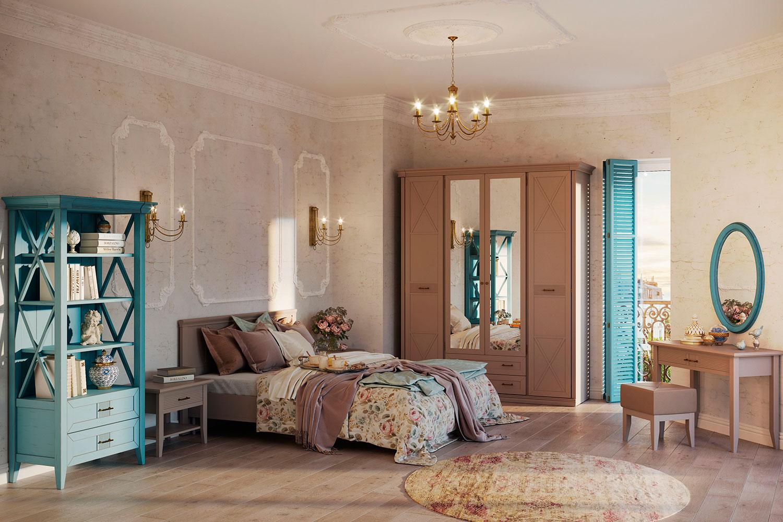 Спальня Кантри 5 Ангстрем фото