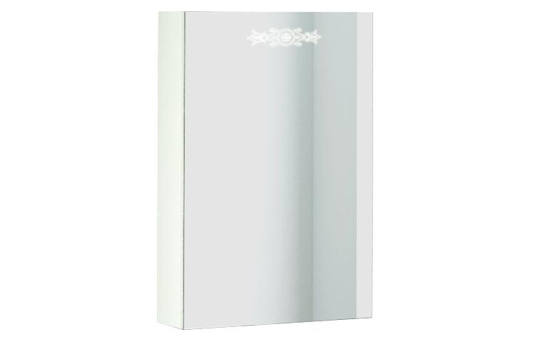 Шкаф навесной с зеркалом Аккорд 500.11 Левый Ангстрем
