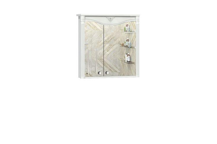 Шкаф навесной с зеркалом Юнис 600.11 Ангстрем