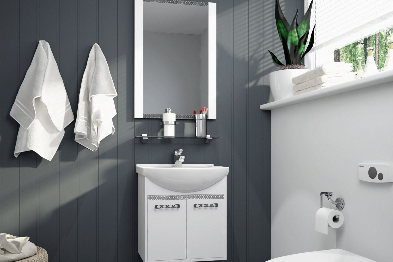 Мебель для ванной комнаты Санрайс 1 Ангстрем фото