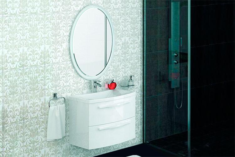 Мебель для ванной комнаты Фьюжен 3 Ангстрем фото