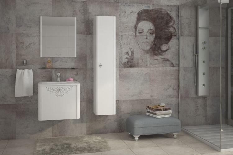 Мебель для ванной комнаты Медлей 2 Ангстрем