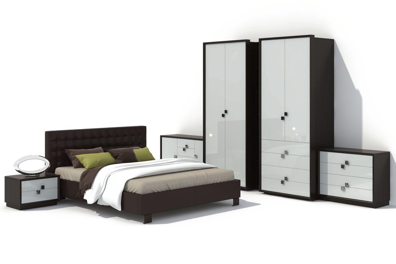 Спальня Брио 18 Ангстрем фото