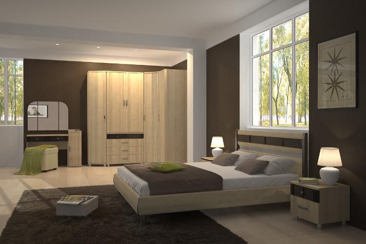 Спальня Эстетика 1.1 Ангстрем фото