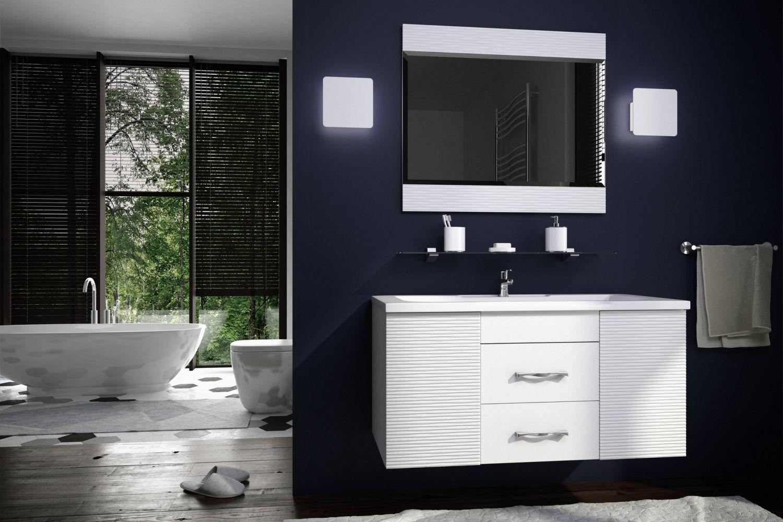 Мебель для ванной комнаты Волна 2 Ангстрем фото