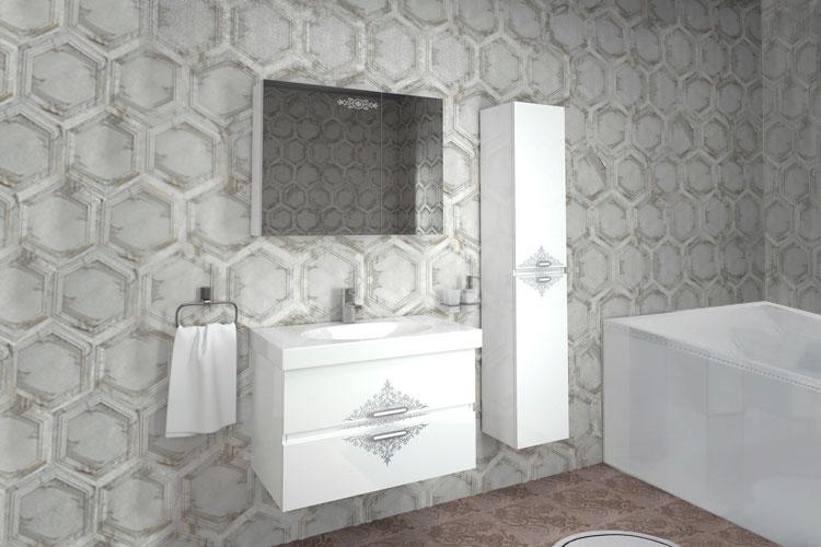 Мебель для ванной комнаты Аккорд 2 Ангстрем фото