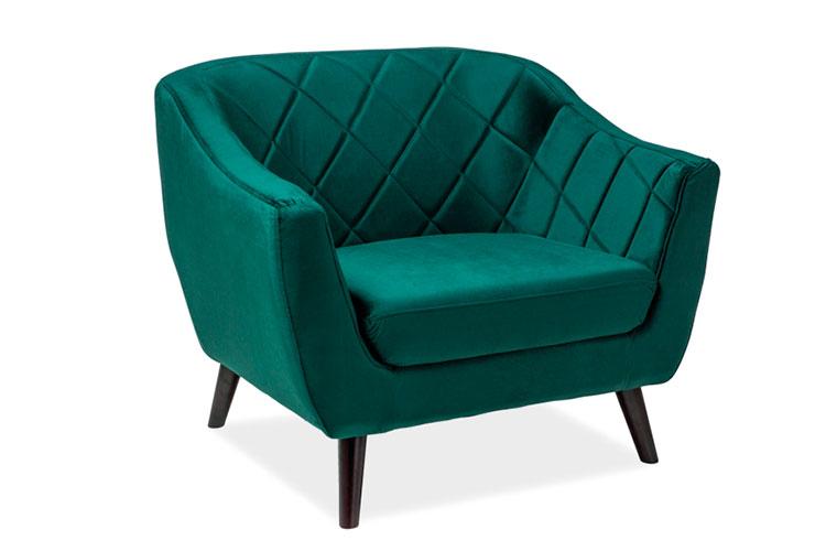 Кресло MOLLY 1 VELVET Ангстрем фото