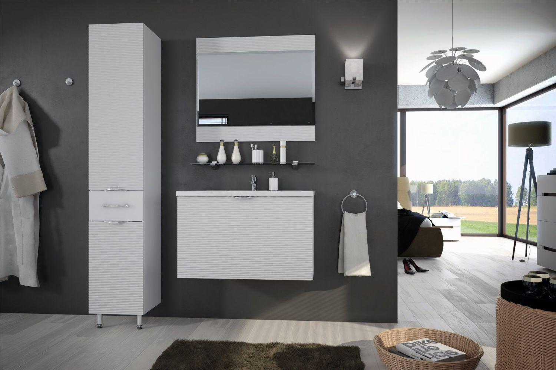 Мебель для ванной комнаты Волна 1 Ангстрем фото