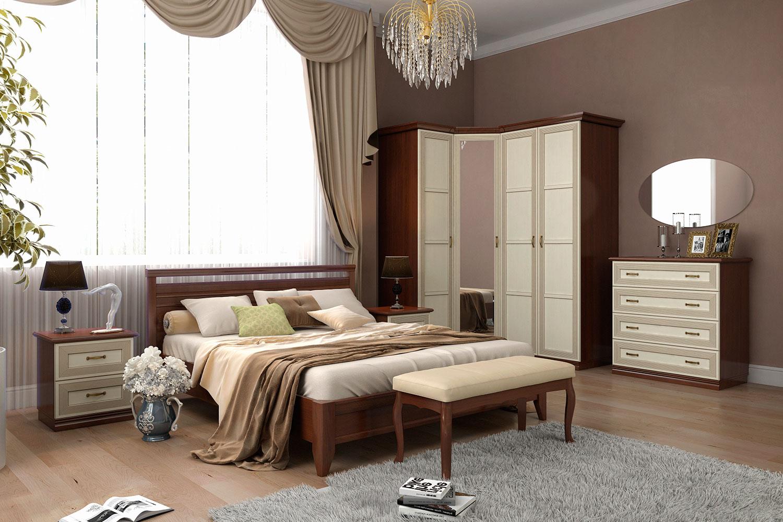 Спальня Адажио 2.3 Ангстрем фото