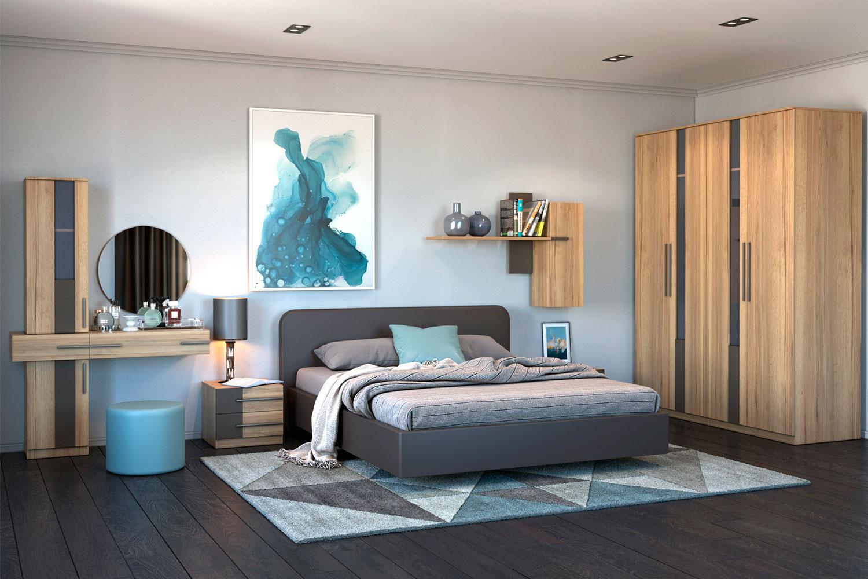 Спальня Альфа 2 Ангстрем фото