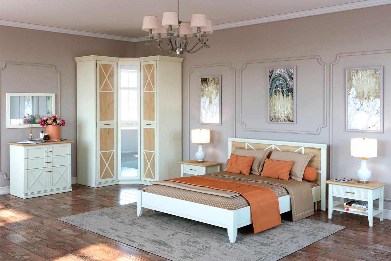 Спальня Кантри 11 Ангстрем фото