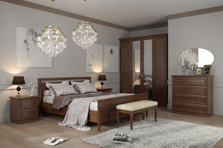 Спальня Адажио 3.1 Ангстрем фото