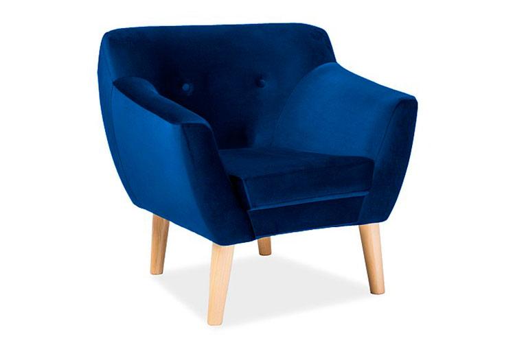 Кресло BERGEN 1 VELVET Ангстрем фото