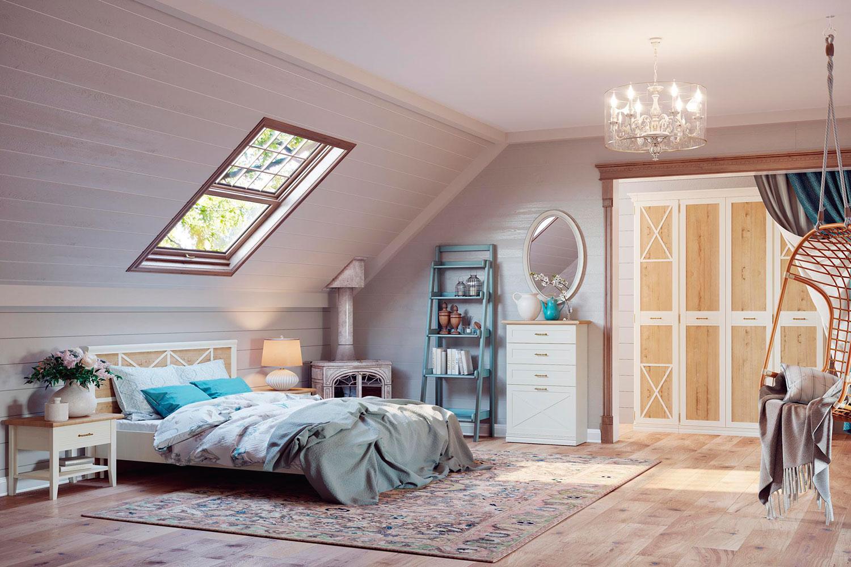 Спальня Кантри 8 Ангстрем фото