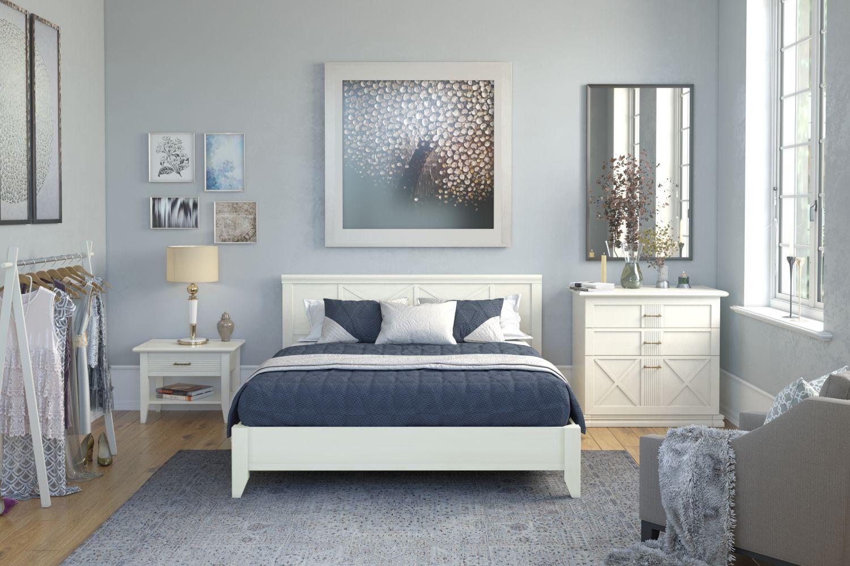 Спальня Кантри 4 Ангстрем фото