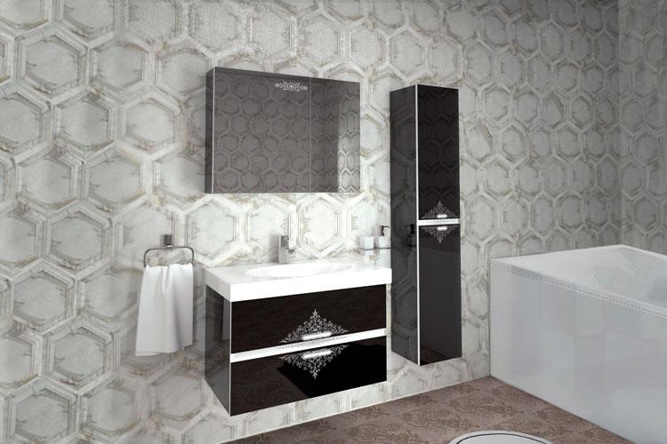 Мебель для ванной комнаты Аккорд 3 Ангстрем фото