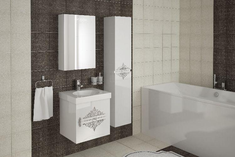 Мебель для ванной комнаты Аккорд 1 Ангстрем фото