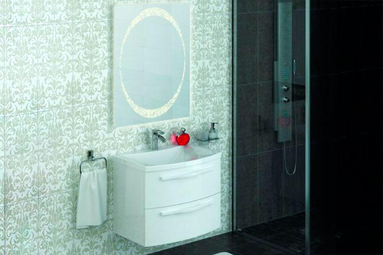Мебель для ванной комнаты Фьюжен 2 Ангстрем фото