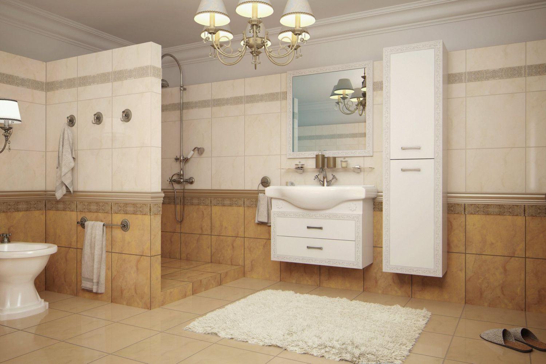 Мебель для ванной комнаты Классик 4 Ангстрем фото