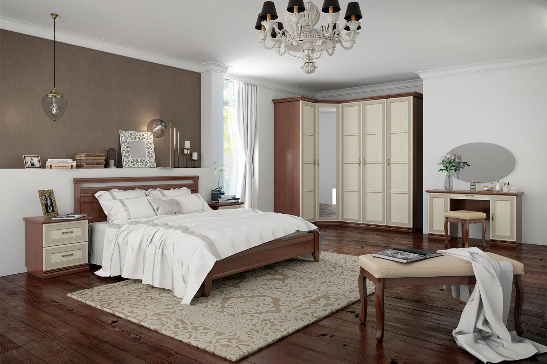 Спальня Адажио 1.3 Ангстрем фото