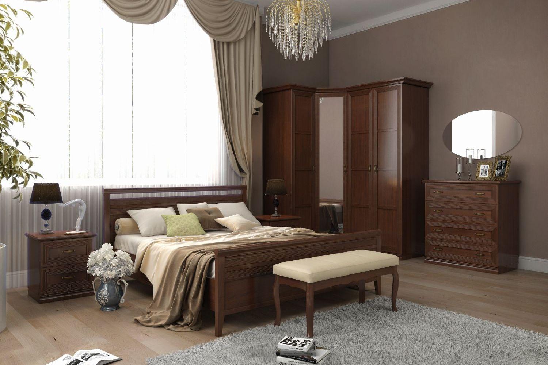 Спальня Адажио 2.1 Ангстрем фото