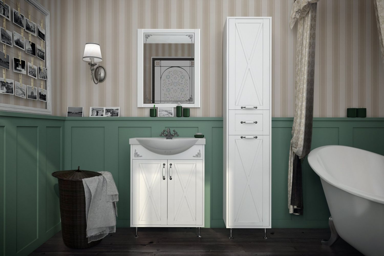 Мебель для ванной комнаты Прованс 1 Ангстрем фото