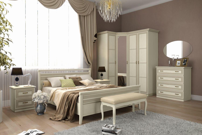 Спальня Адажио 2.2 Ангстрем фото