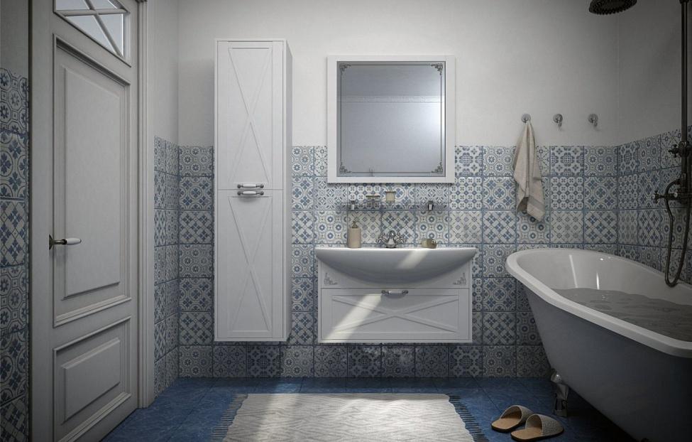 Мебель для ванной комнаты Прованс
