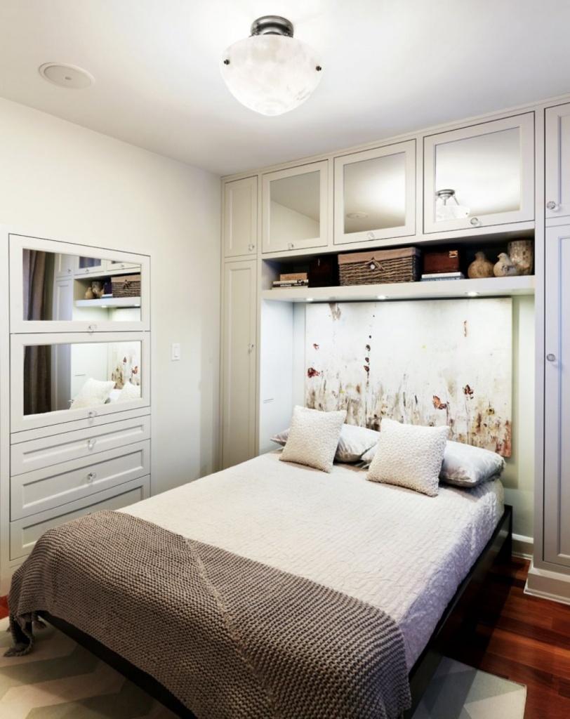 Картинки для маленькой спальни